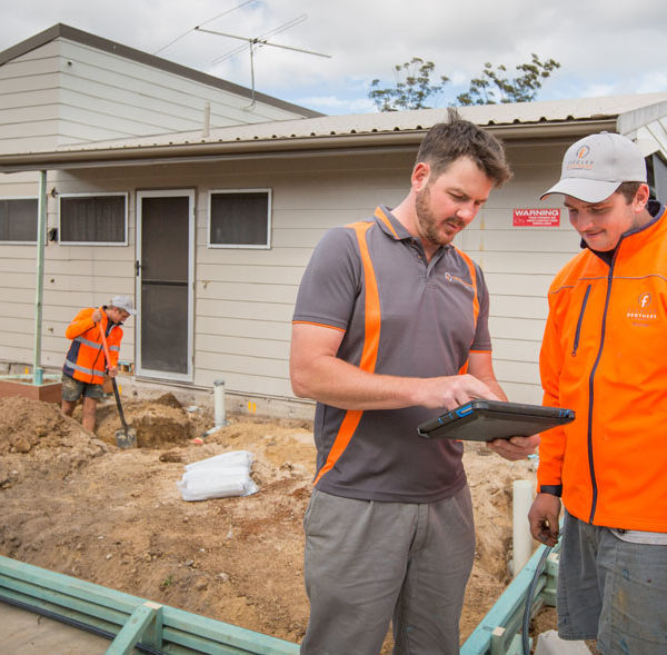 Fiedler Brothers Plumbing, Bathroom Plumbing, Washroom plumbing installations, Install the water lines, Connect the drain lines